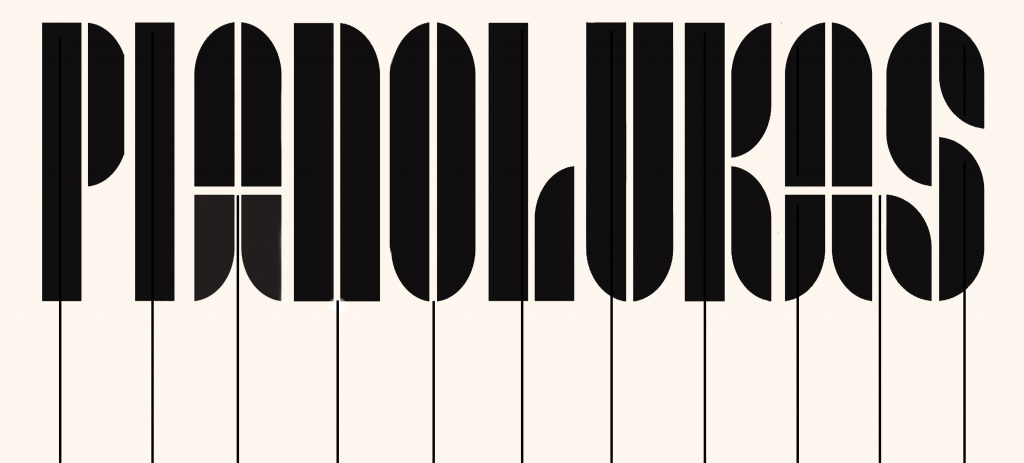 PianoLukas - Logo